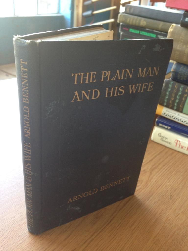 Image for The Plain Man and His Wife