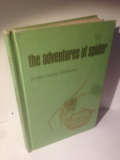 Image for the adventures of spider: west african folk tales