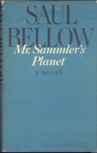 Image for Mr. Sammler's Planet by Bellow, Saul