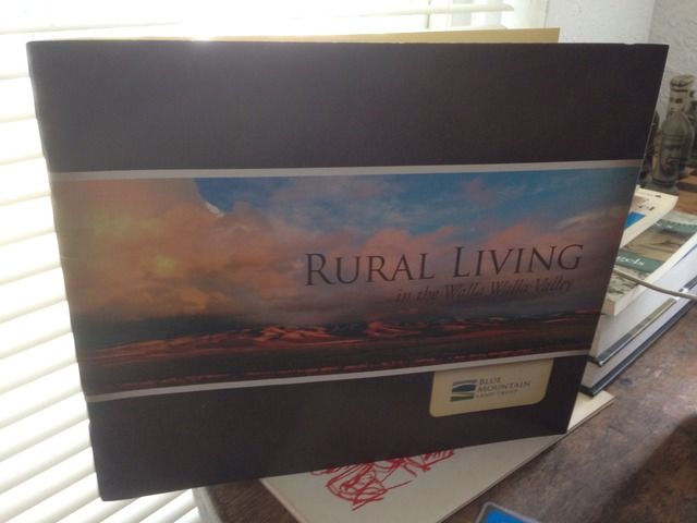Image for Rural Living in the Walla Walla Valley