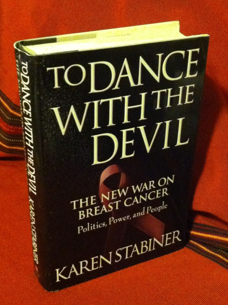 Image for To Dance With the Devil: The New War on Breast Cancer