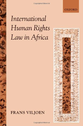 Image for Human Rights in Africa: National and International Protection