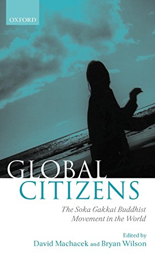 Image for Global Citizens: The Soka Gakkai Buddhist Movement in the World