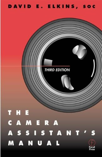 Image for The Camera Assistant's Manual, Third Edition