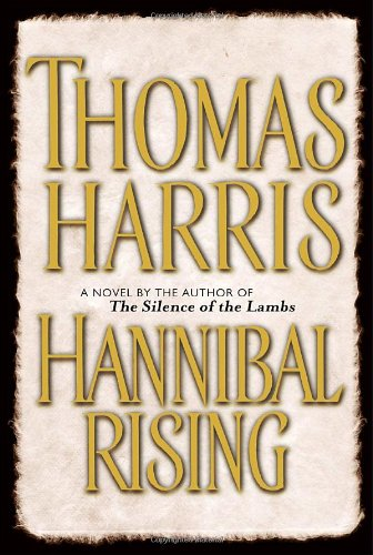 Image for Hannibal Rising