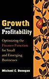 Image for Growth and Profitability: Optimizing the Finance Function for Small and Emerging Businesses