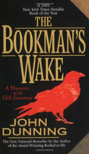 Image for The Bookman's Wake (Cliff Janeway Novels)