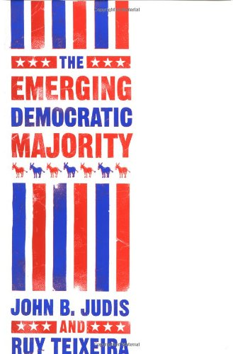 Image for The Emerging Democratic Majority (Lisa Drew Books)