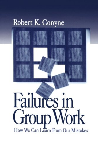 Image for Failures in Group Work: How We Can Learn from Our Mistakes