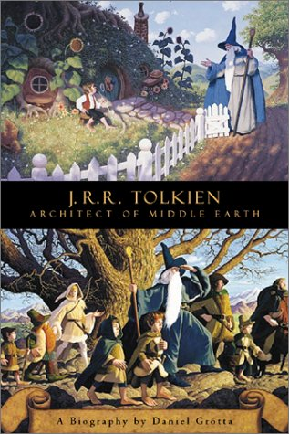 Image for J.R.R. Tolkien: Architect of Middle Earth: A Biography