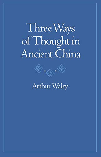 Image for Three Ways of Thought in Ancient China