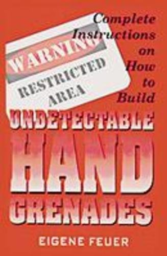 Image for Undetectable Hand Grenades
