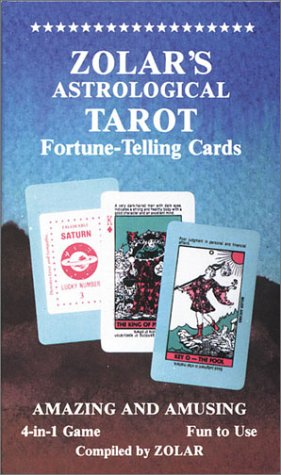 Image for Zolar's Astrological Tarot Deck