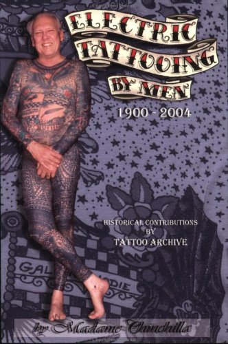 Image for Electric Tattooing by Men, 1900-2004