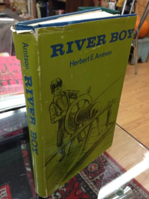Image for River Boy by Arntson, Herbert E., and Ferguson, William