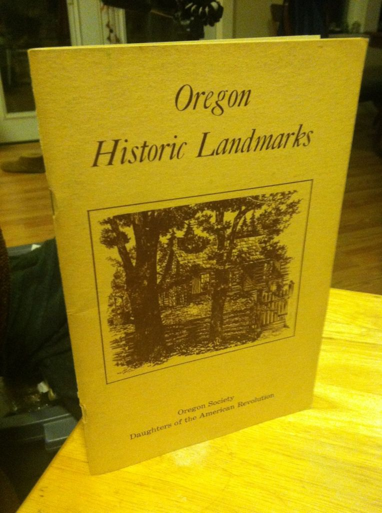 Image for Oregon Historic Landmarks by n/a