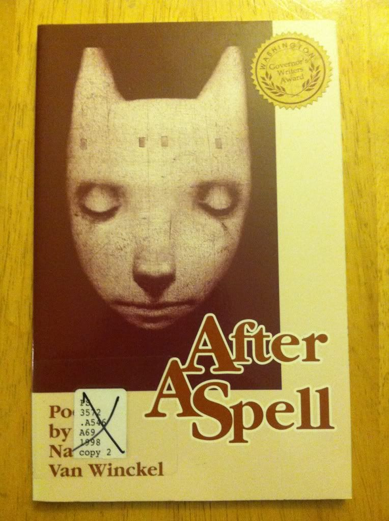 Image for After a Spell: Poems