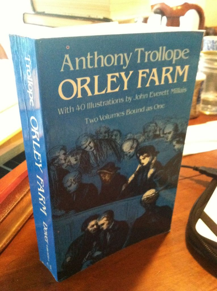 Image for Orley Farm (2 Volumes Bound as One)