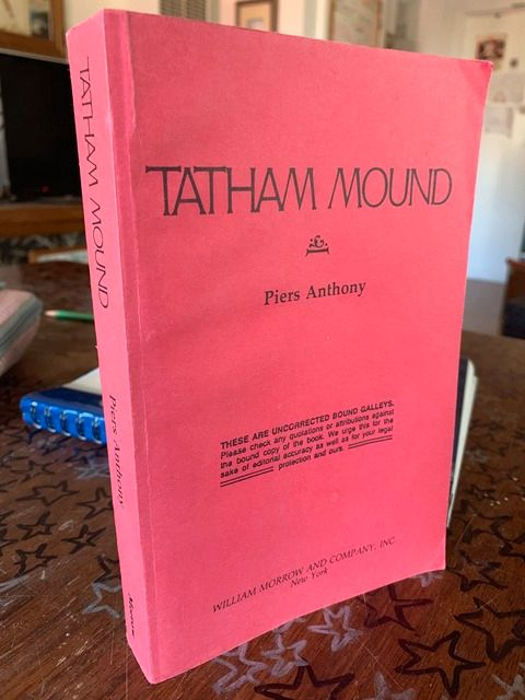 Image for Tatham Mound by Anthony, Piers