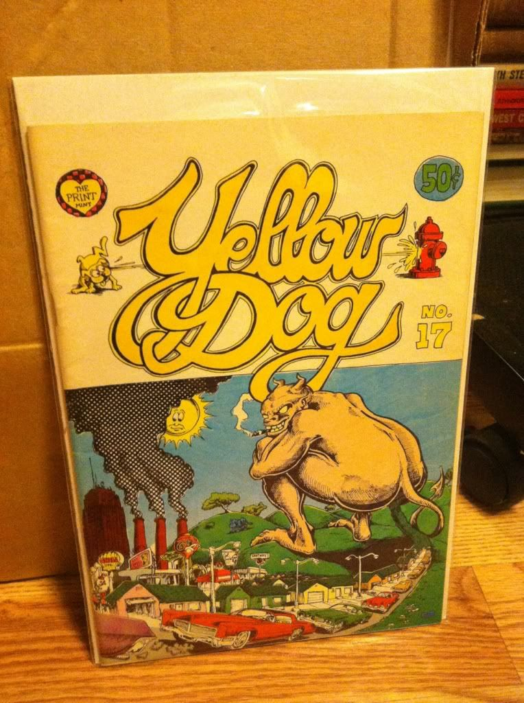 Image for Yellow Dog #17