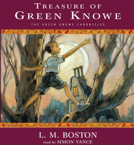 Image for Treasure Of Green Knowe [UNABRIDGED] (The Green Knowe Chronicles)