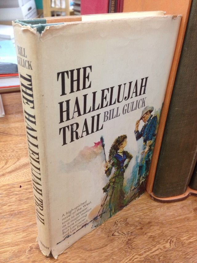 Image for The Hallelujah Trail.