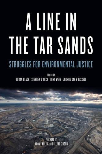 Image for A Line in the Tar Sands: Struggles for Environmental Justice