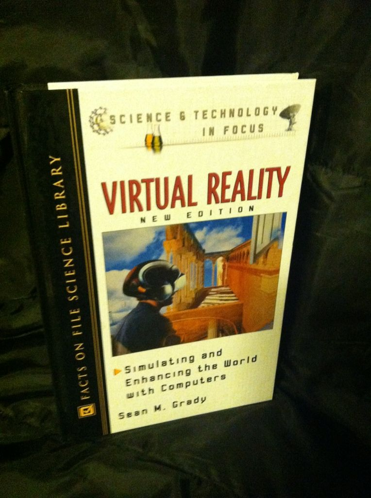 Image for Virtual Reality: Simulating and Enhancing the World With Computers (Science and Technology in Focus)