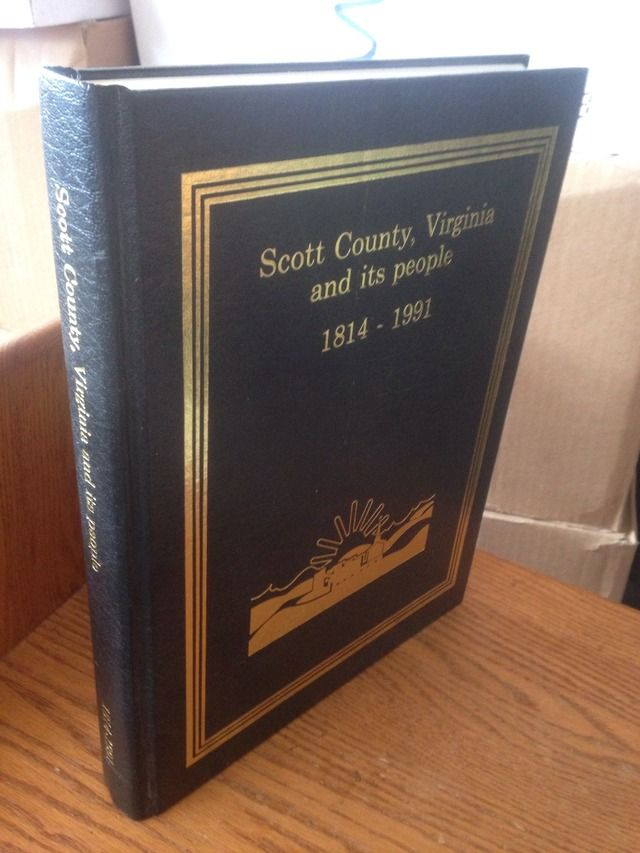 Image for Scott County, Virginia and its People 1814-1991