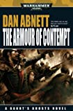 Image for The Armour of Contempt (Gaunt's Ghosts)