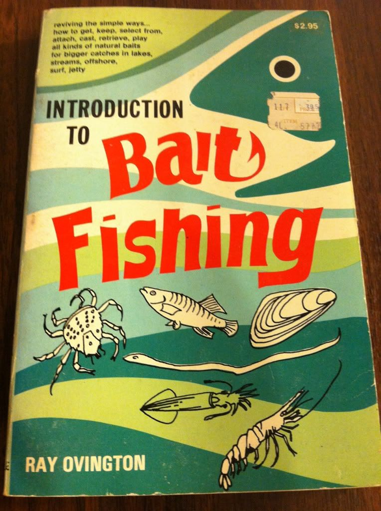 Image for Introduction to Bait Fishing