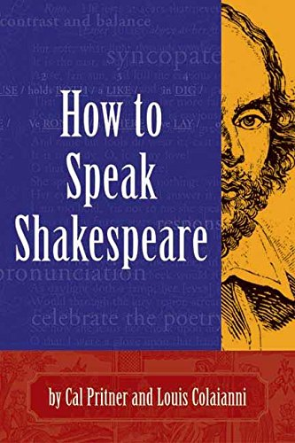 Image for How to Speak Shakespeare