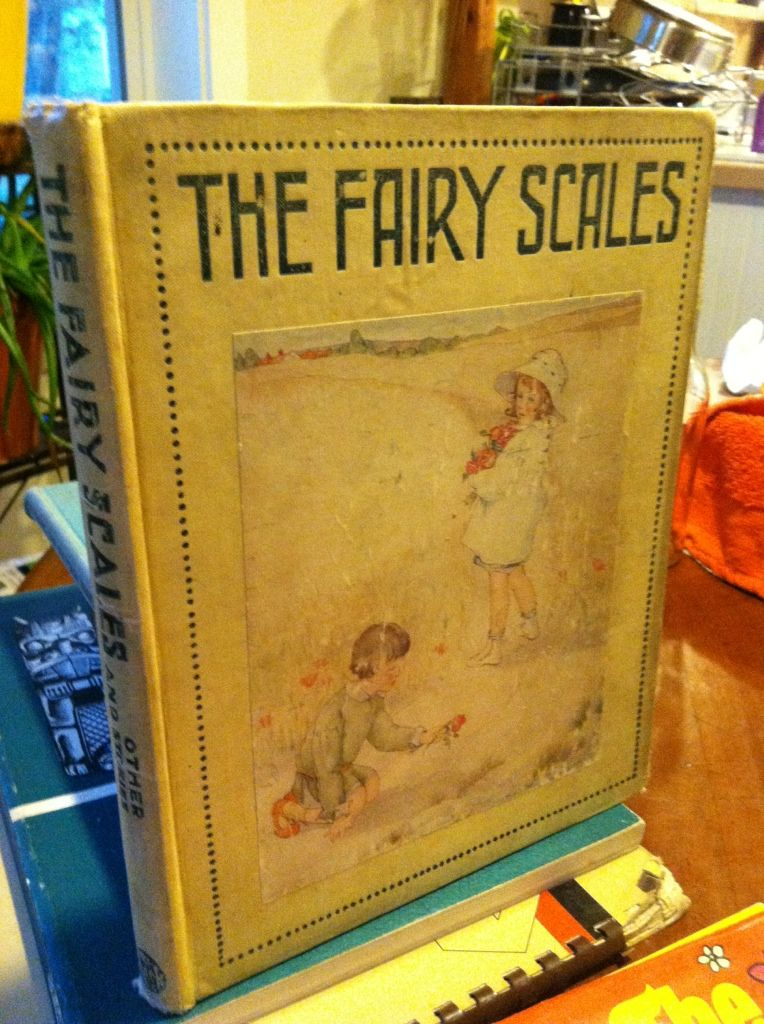Image for The Fairy Scales and Other Stories