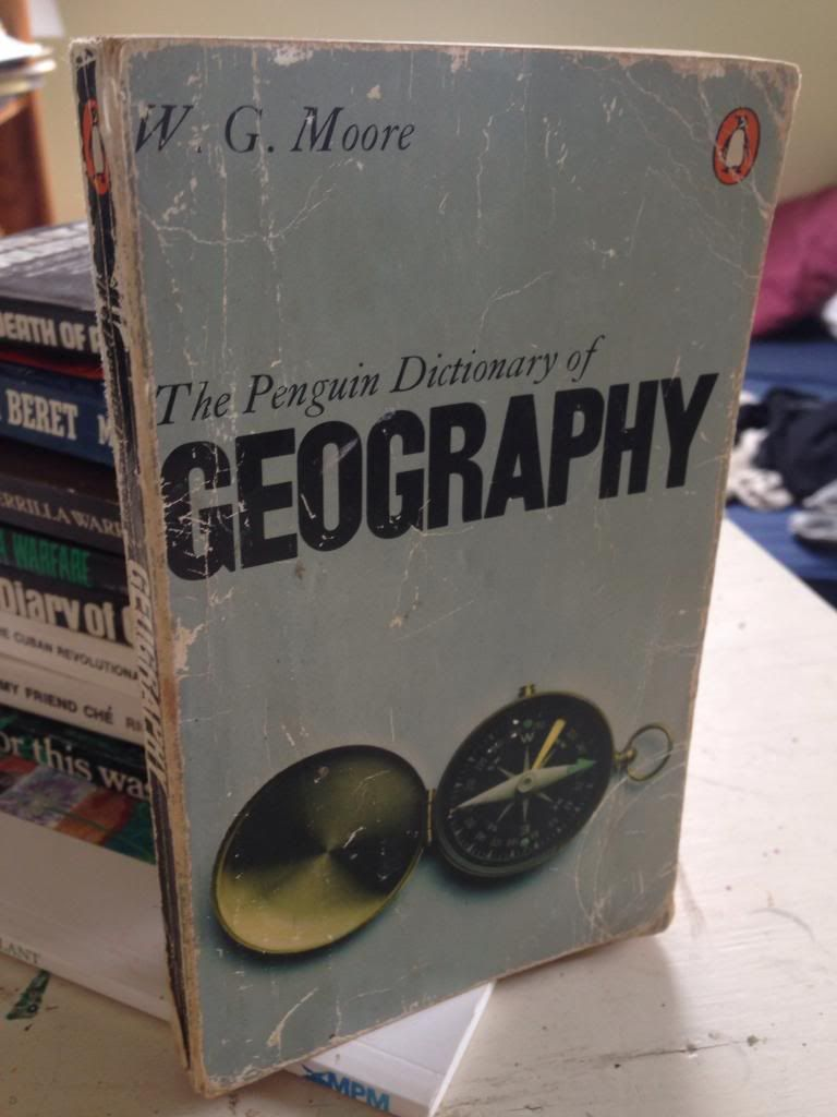 Image for Dictionary of Geography, The Penguin: Definitions and Explanations of Terms Used in Physical Geography (Dictionary, Penguin)