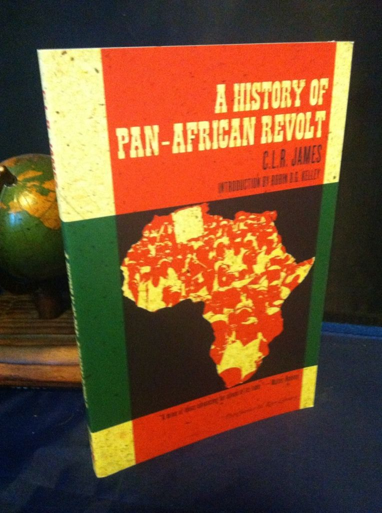Image for A History of Pan-African Revolt (The Charles H. Kerr Library)