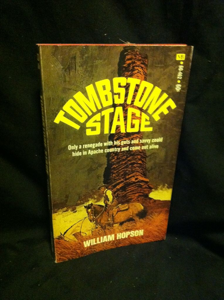 Image for Tombstone Stage