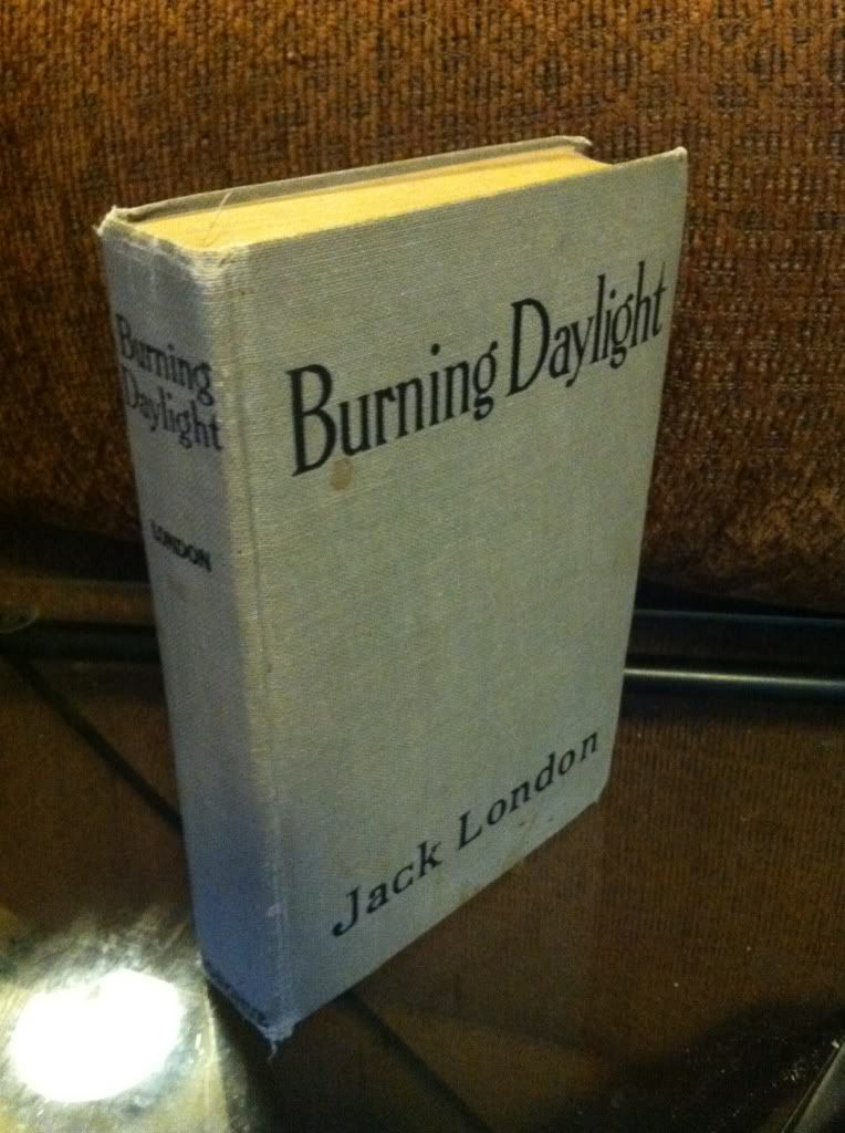 Image for Burning Daylight
