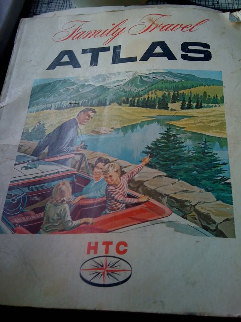 Image for Family Travel Atlas by n/a