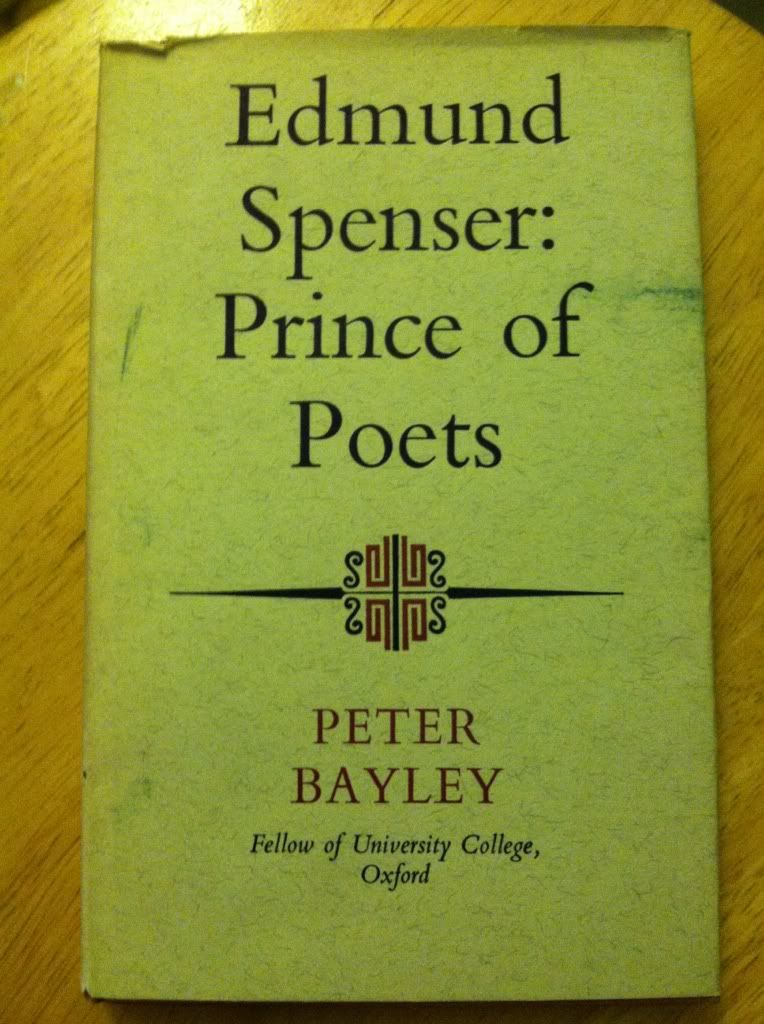 Image for Edmund Spenser: Prince of Poets