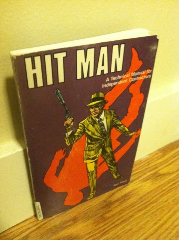 Image for Hit Man: A Technical Manual for Independent Contractors by Rex Feral