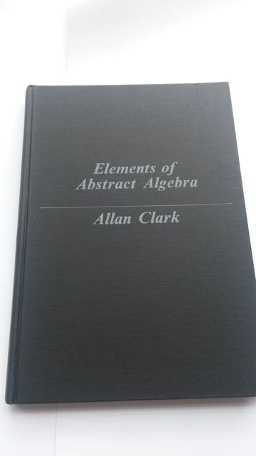 Image for Elements of Abstract Algebra