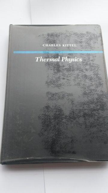 Image for Thermal Physics by Charles Kittel