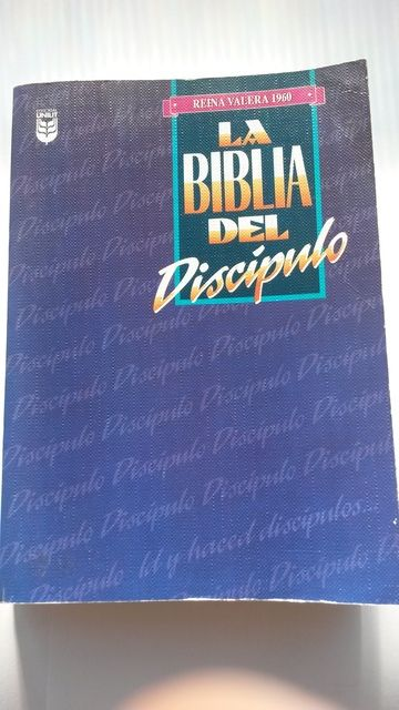 Image for Spanish Disciples Bible