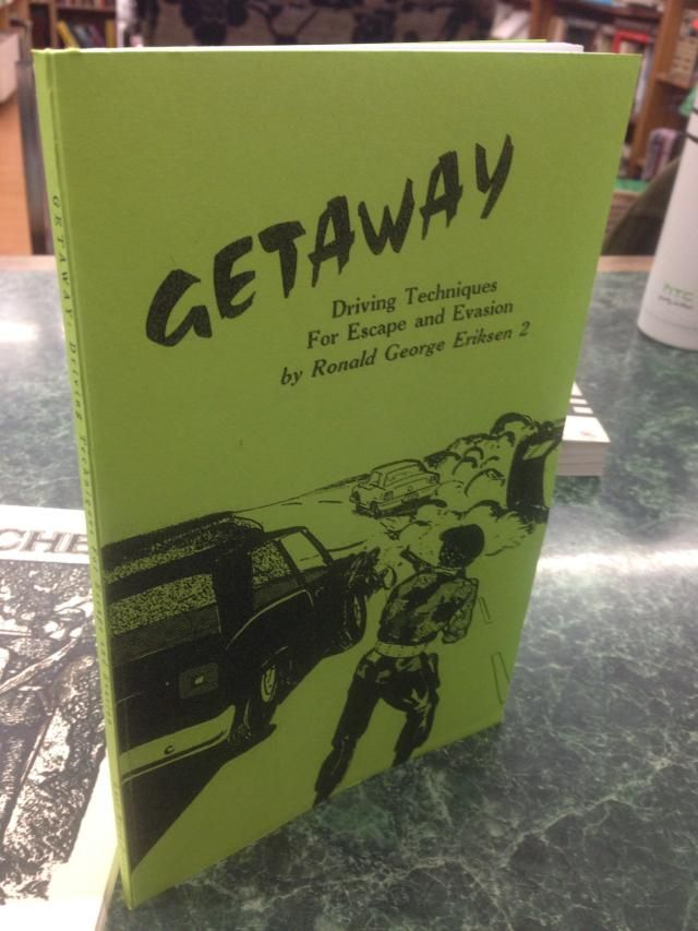 Image for Getaway: Driving Techniques for Escape and Evasion