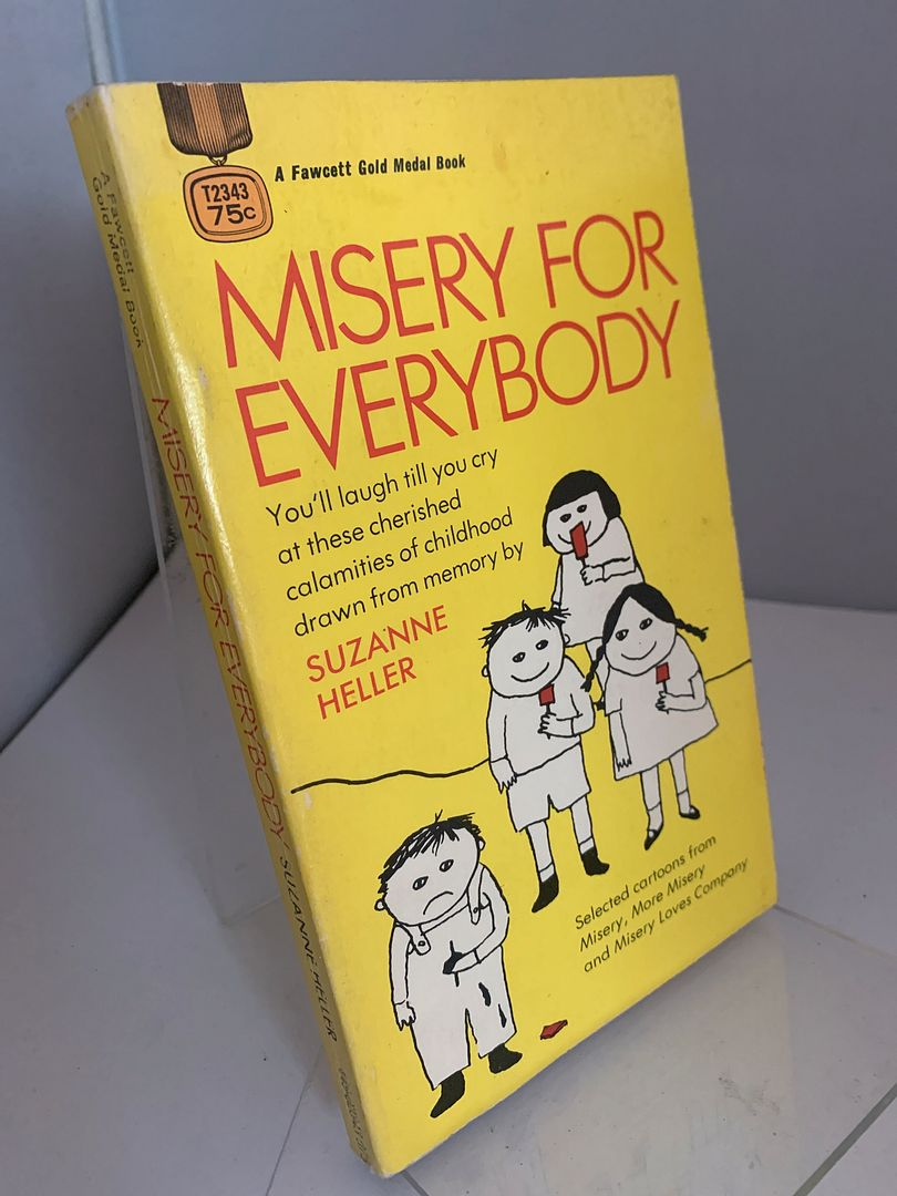 Image for Misery for Everybody