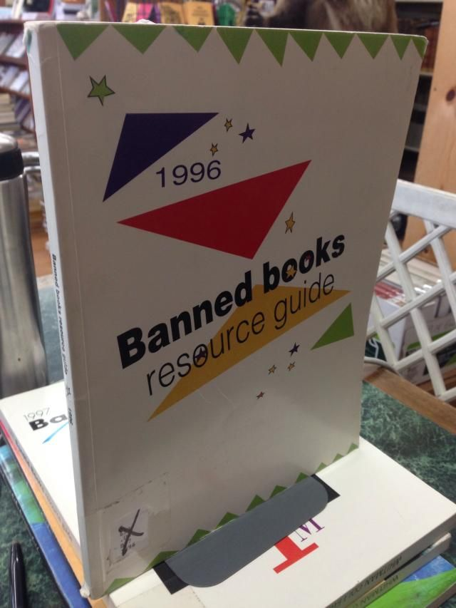 Image for Banned Books Resource Guide: Celebrating the Freedom to Read : A Resource Book