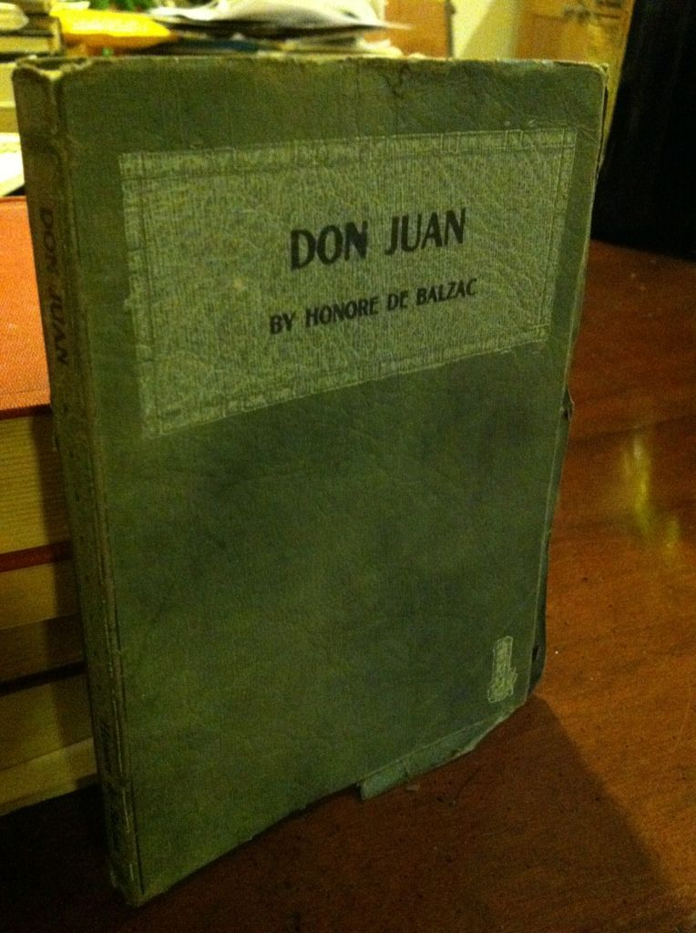 Image for Don Juan by Balzac, Honore De