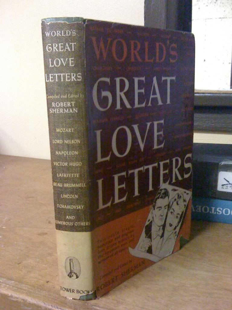Image for World's Great Love Letters