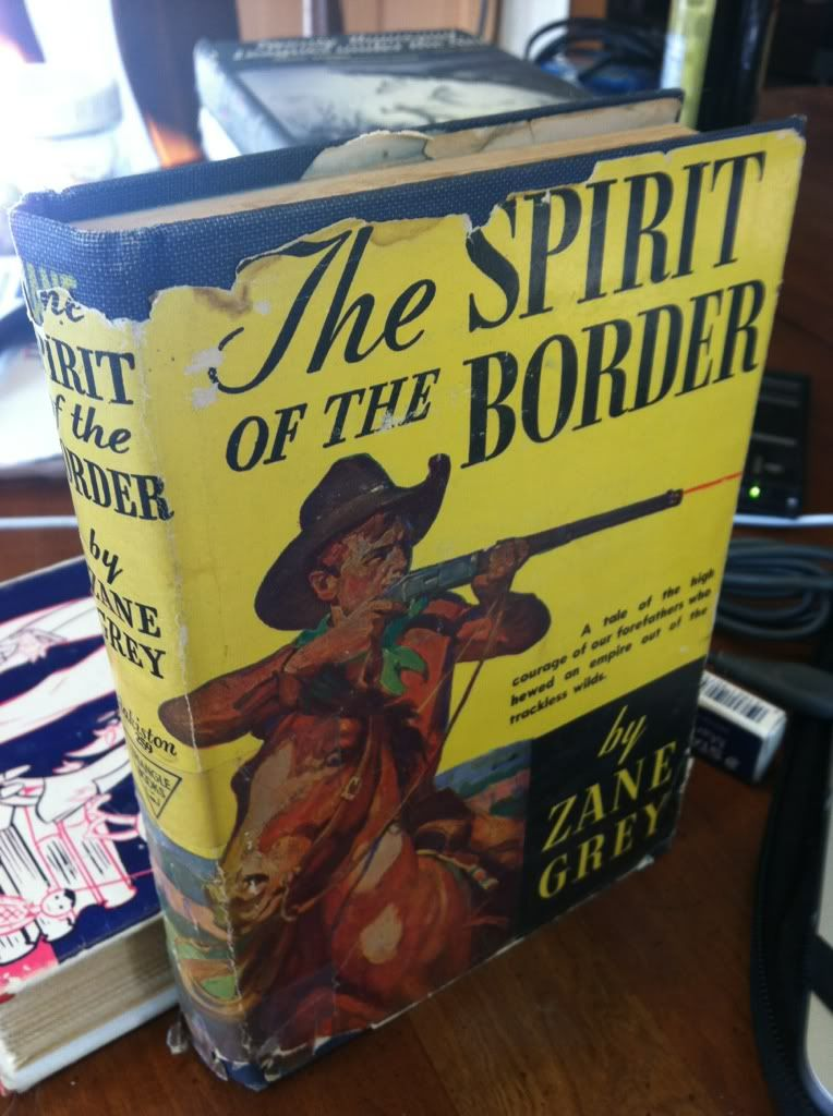Image for The Spirit of the Border