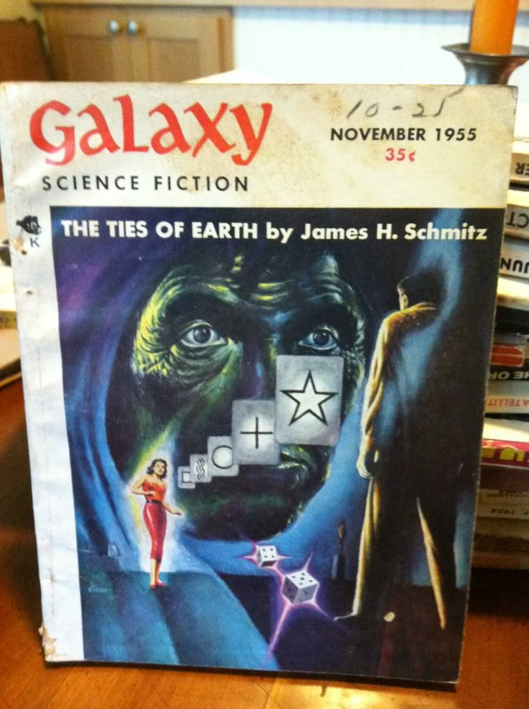 Image for Galaxy Science Fiction, November 1955 (Volume 11, No. 2)